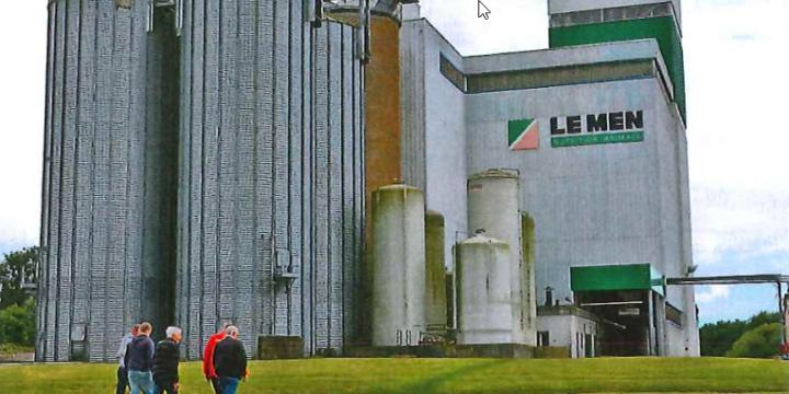 Breizh Agri Food : 800 visiteurs à la découverte des usines